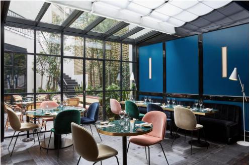Roch Hôtel & Spa, parisien, élégant &cosy