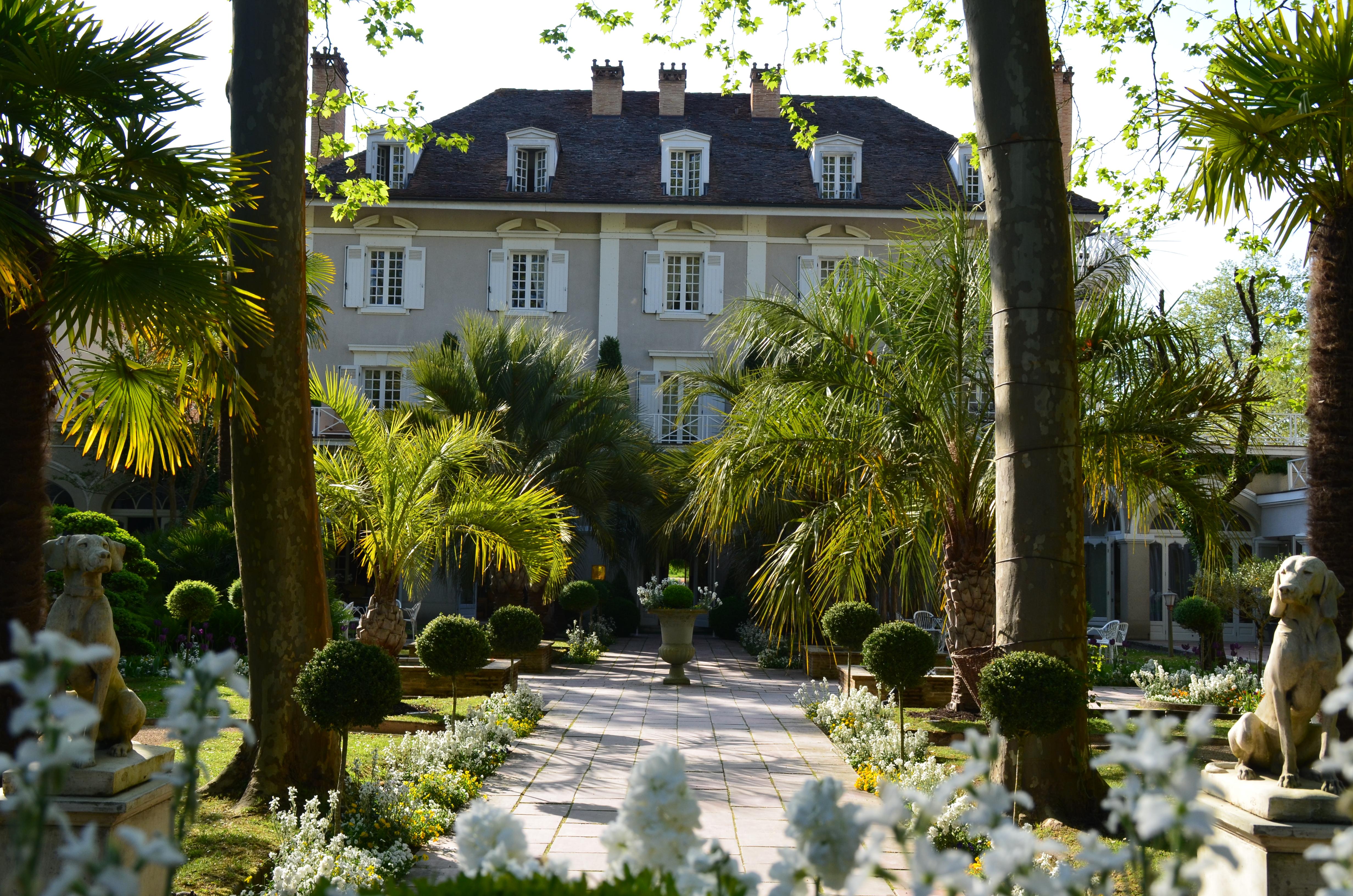 Gut gemocht Les Prés d'Eugénie, un havre de paix – The Frenchie Tandem Diary VU96