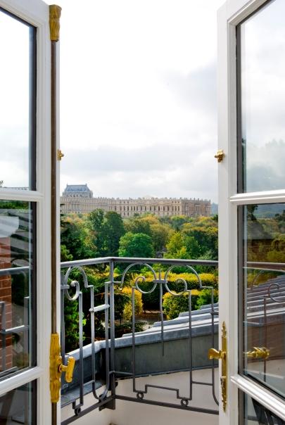 Trianon Palace Versailles, A Waldorf Astoria Hotel - Exterior View.JPG