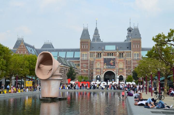 48h à Amsterdam