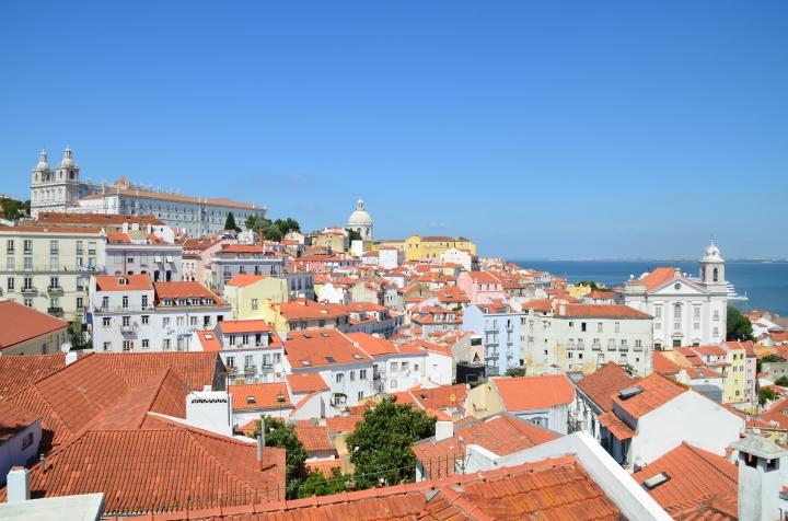 72h à Lisbonne: le city tripcoloré