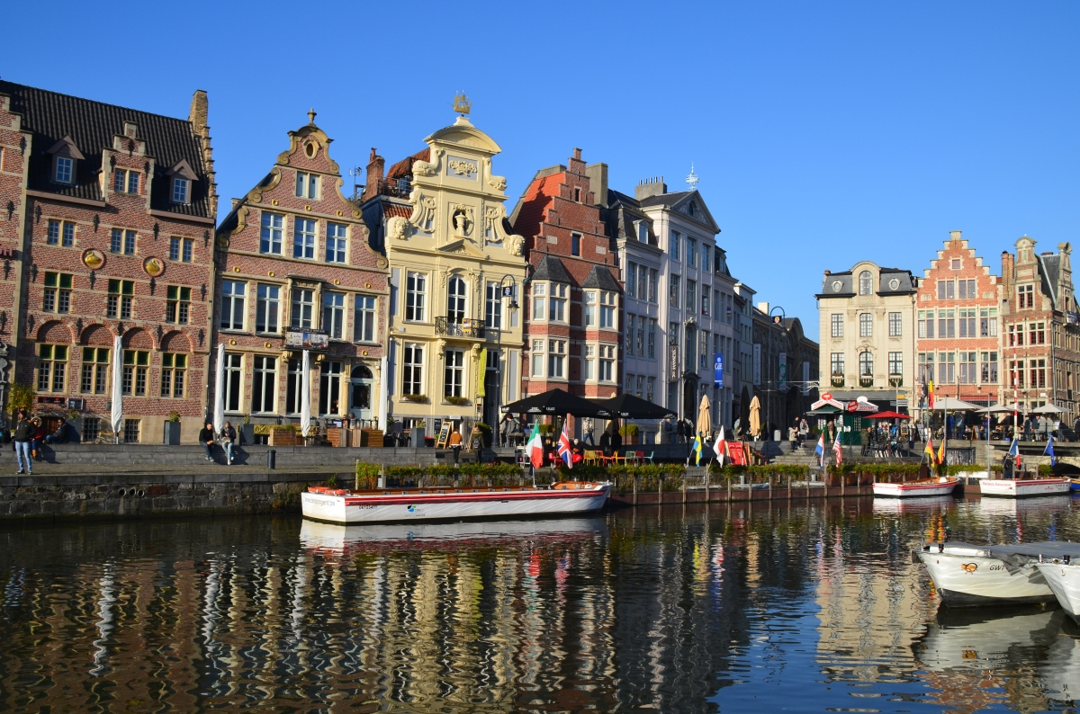 48h à Gand & Bruges