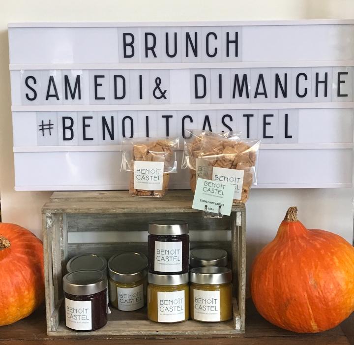 Brunch de la Pâtisserie BenoîtCastel