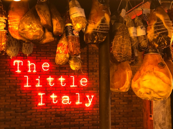 The Little Italy : coup de food !