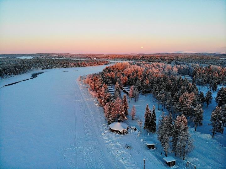 La Laponie finlandaise en 10photos