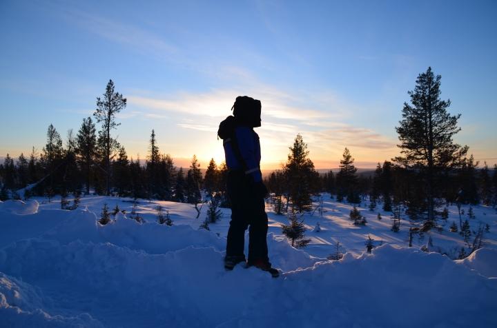 Laponie : expéditionpolaire