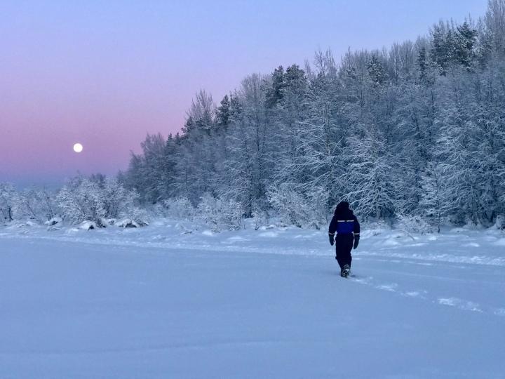 La Laponie envidéo