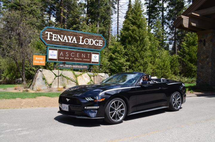 Tenaya Lodge au coeur de YosemitePark